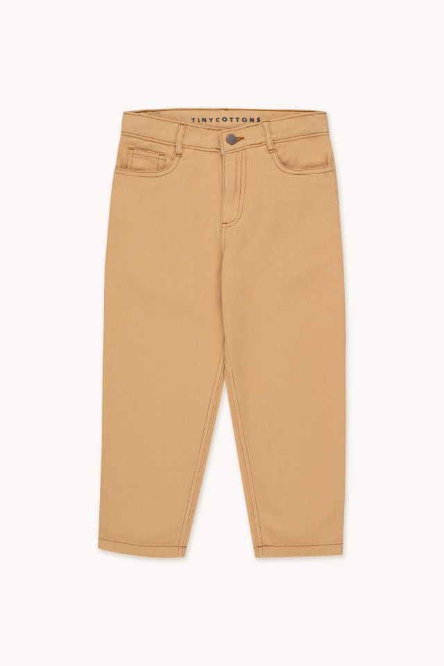 SOLID BAGGY PANT