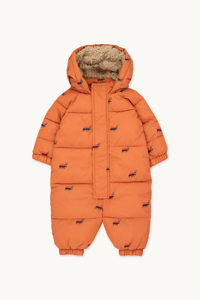 ANTS PADDED OVERALL