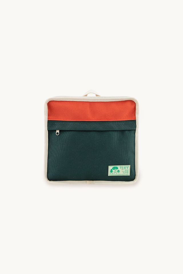 COLOR BLOCK SMALL BACKPACK
