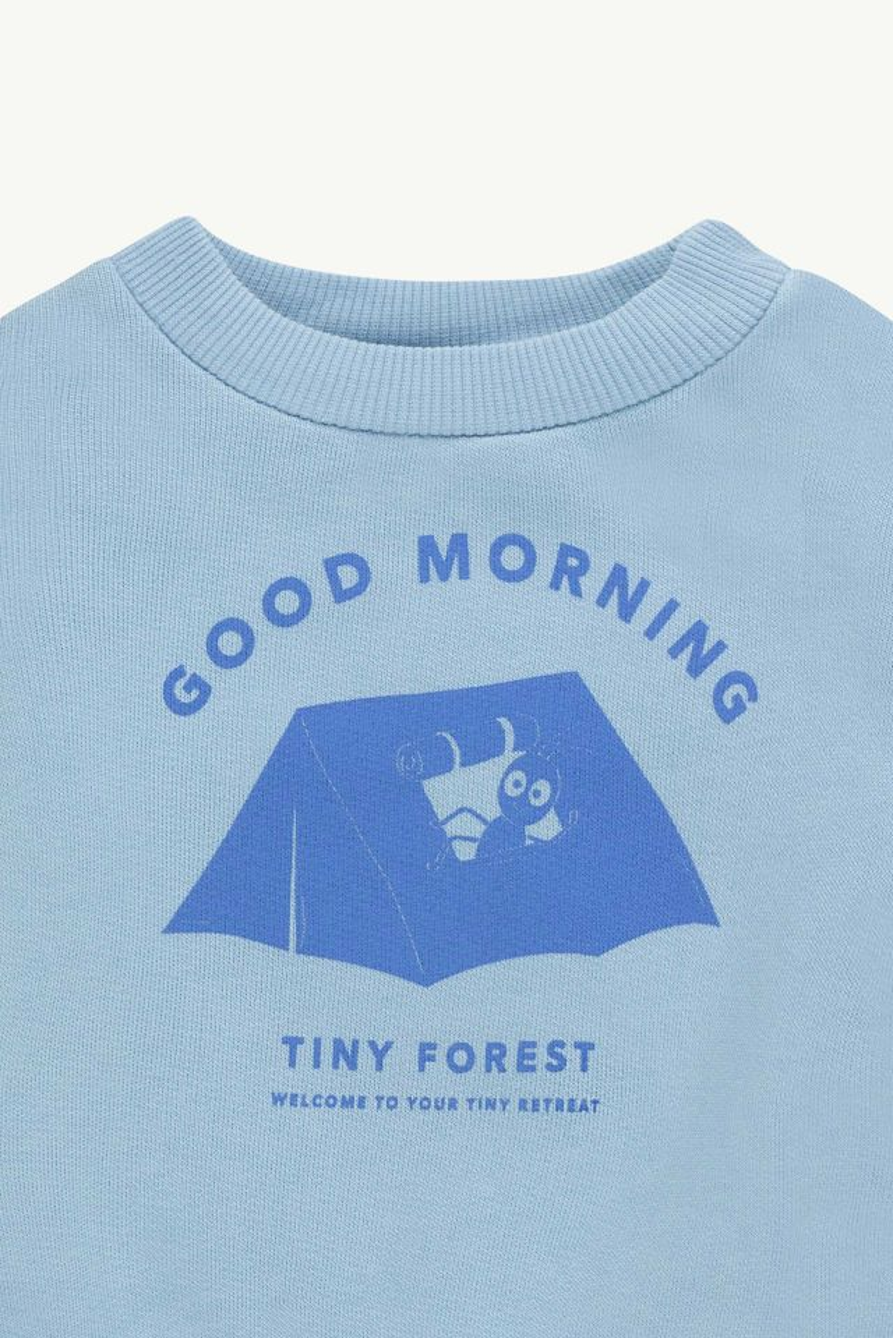 GOOD MORNING BABY SWEATSHIRT