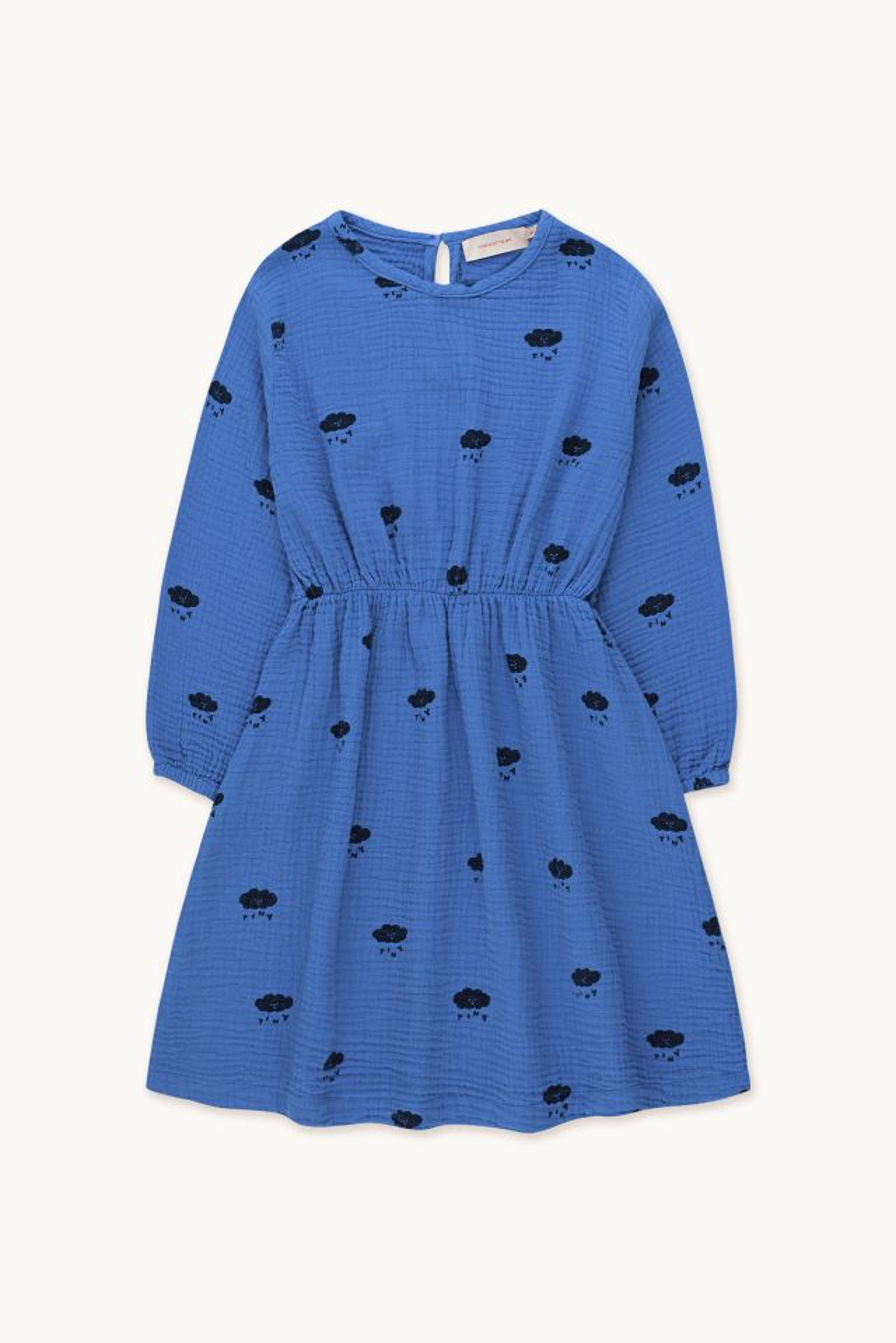 TINY CLOUDS DRESS