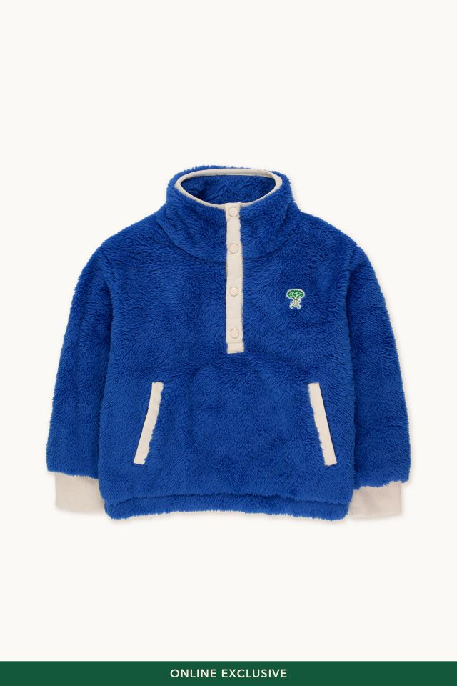 SOLID PULLOVER