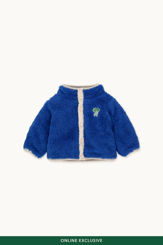 SOLID BABY JACKET