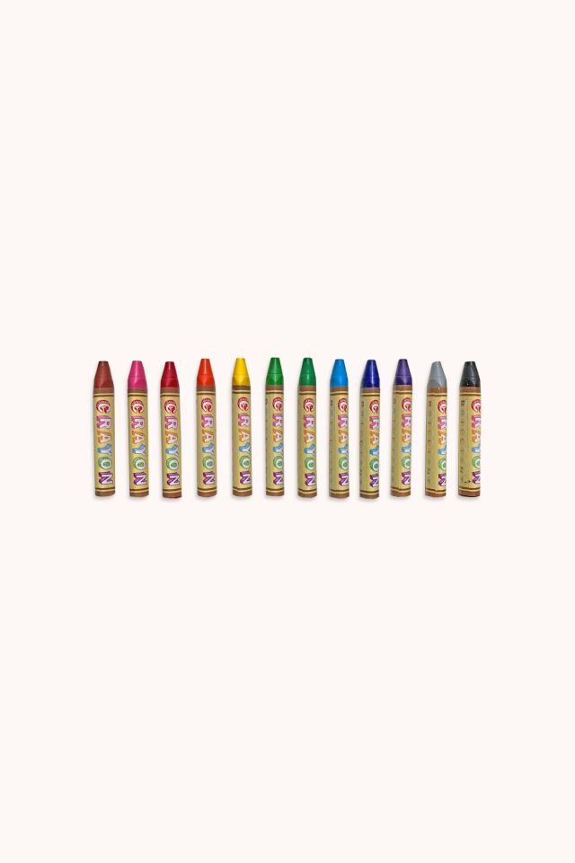 OOLY - Brilliant Bee Crayons - Set of 12