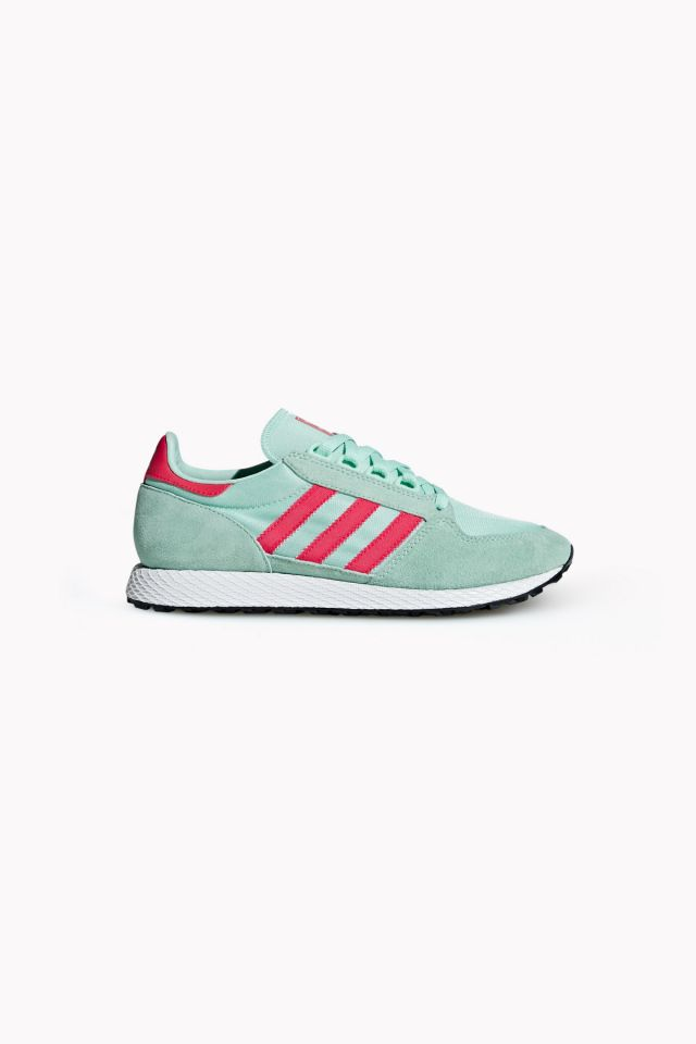 Adidas Forest Grove - clear mint/active pink/chalk white