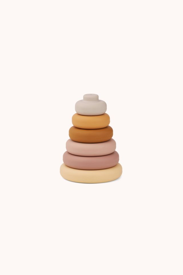 Dag Stacking Tower - Rose mix