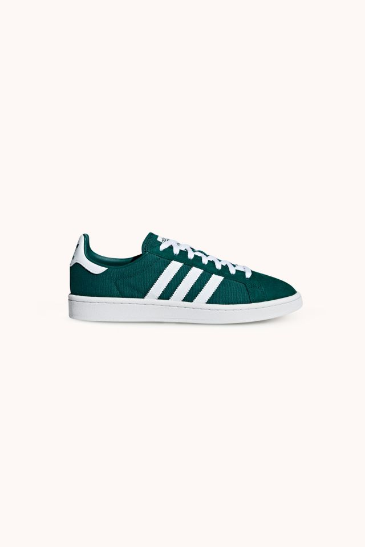 Adidas Campus - collegiate green/ftwr white/crystal white
