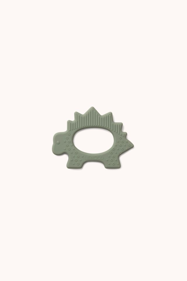 Gemma Teether Dino - Faune Green