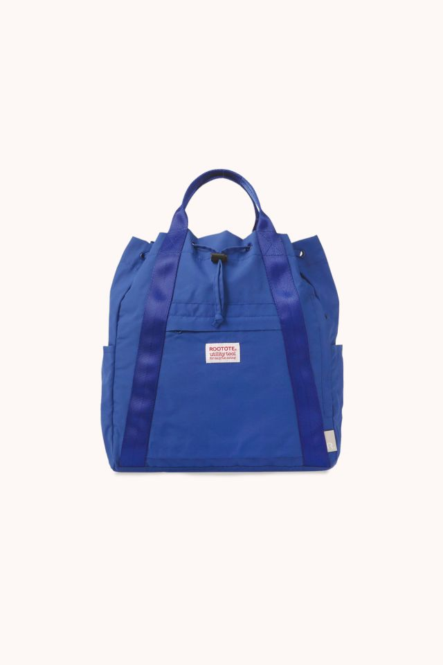 Rootote - Bag Ceoroo Tall - Blue