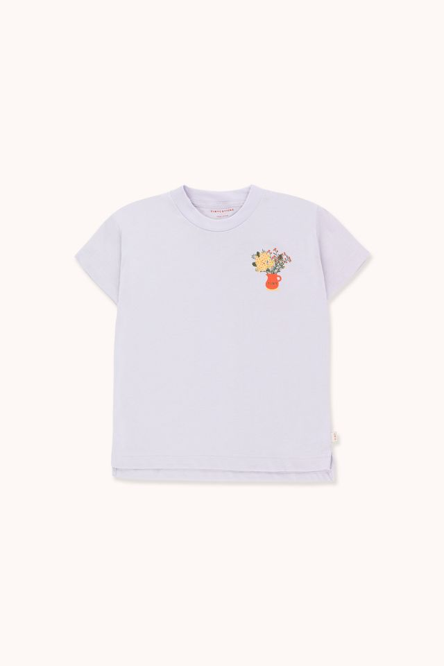 """SMALL FLOWERS"" TEE"