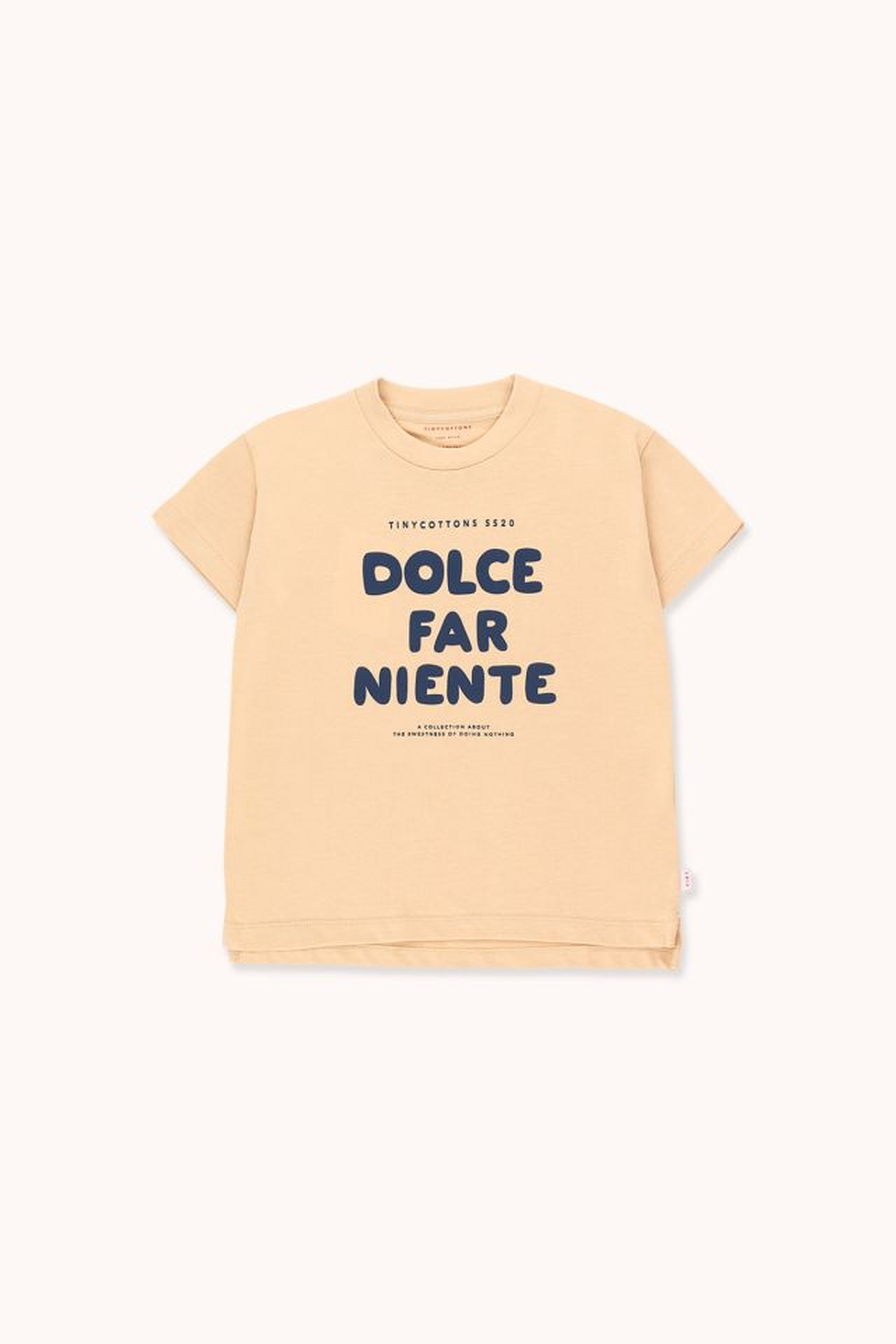 """DOLCE FAR NIENTE"" TEE"