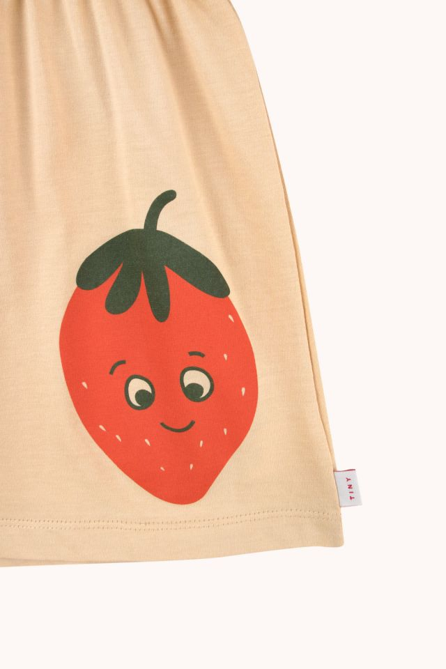 """STRAWBERRY"" ROMPER"