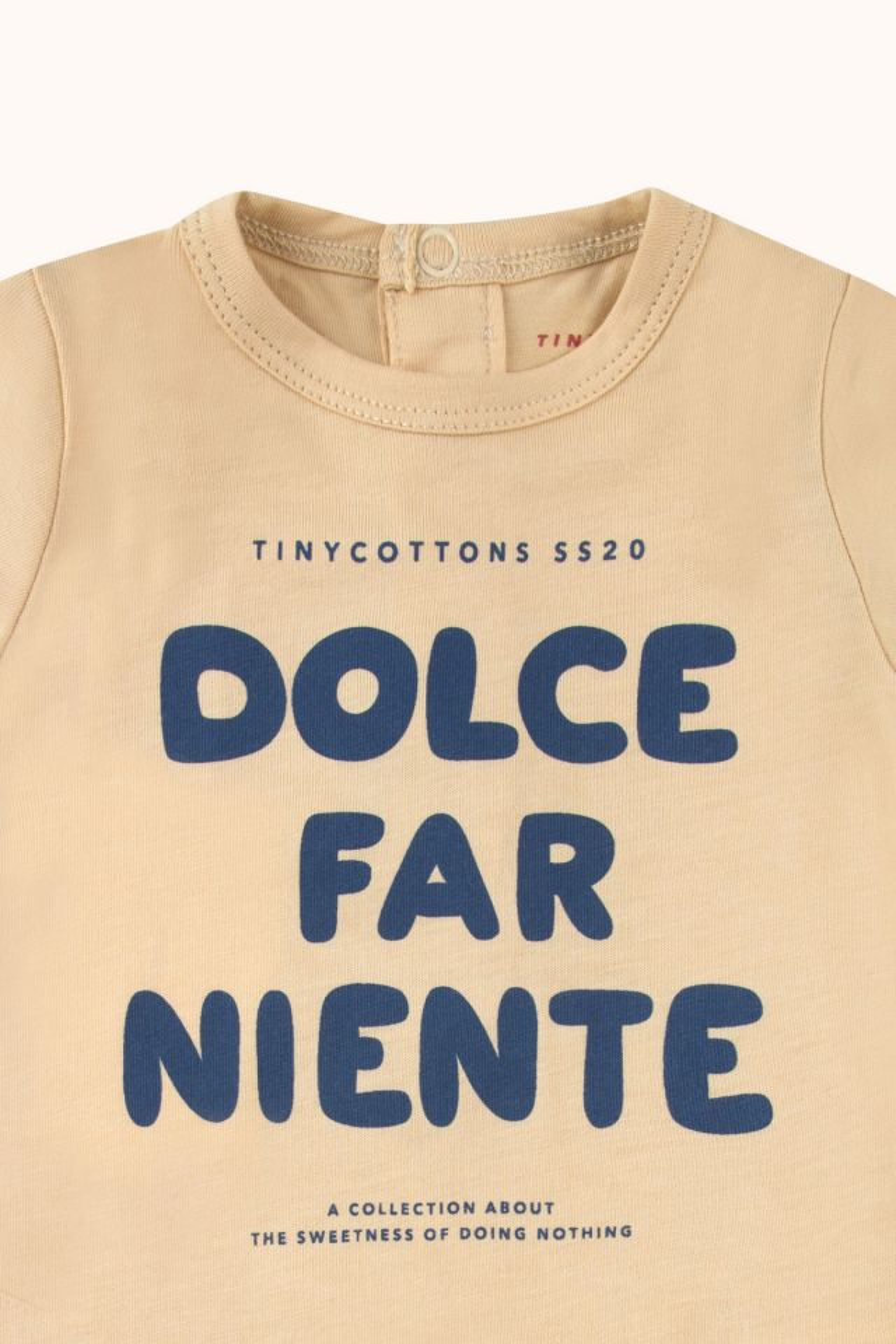 """DOLCE FAR NIENTE"" BODY"