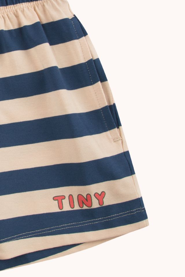 """TINY"" STRIPES SHORT"
