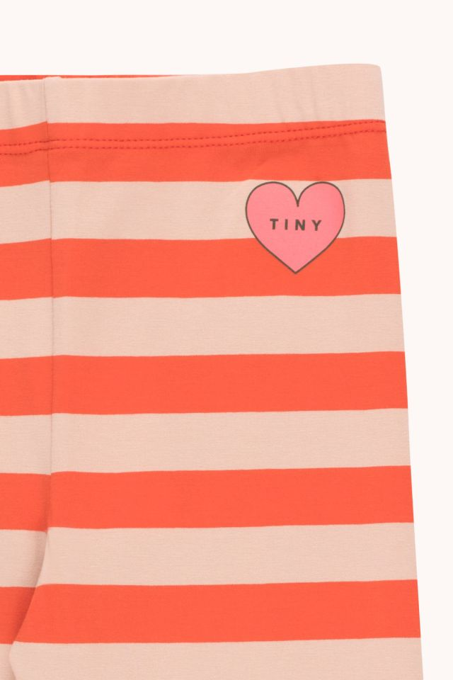 """HEART"" STRIPES PANT"