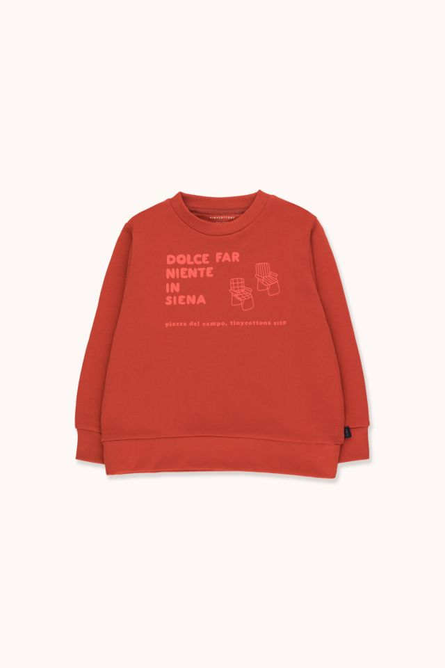 """DFN IN SIENA"" SWEATSHIRT"