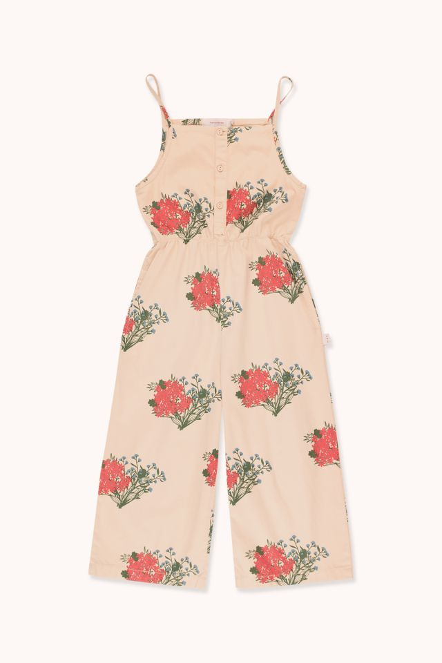 """FLOWERS"" JUMPSUIT"
