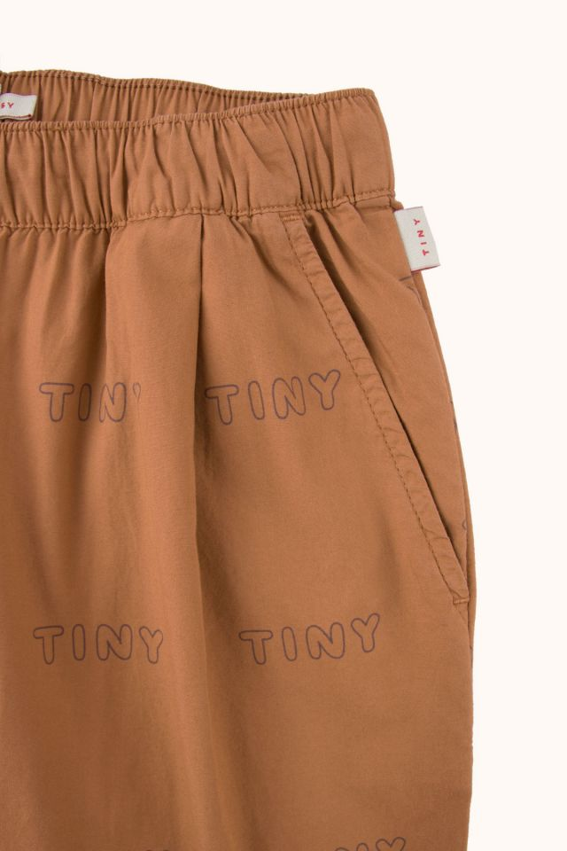 """TINY"" PLEATED PANT"