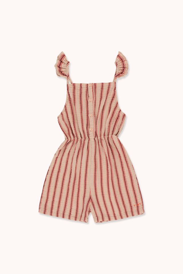 """RETRO STRIPES"" ROMPER"