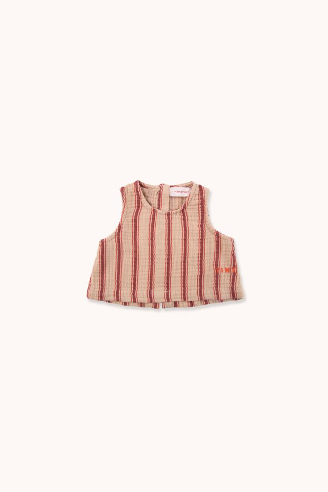 """RETRO STRIPES"" BABY TOP"