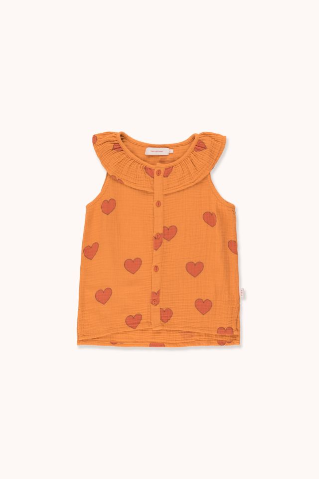 """HEARTS"" BLOUSE"