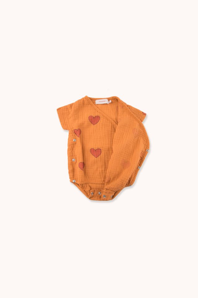 """HEARTS"" WRAP BODY"