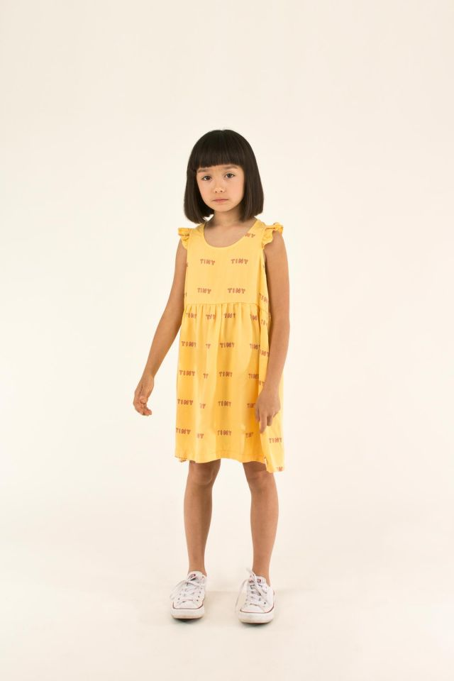 """TINY"" FRILLS DRESS"