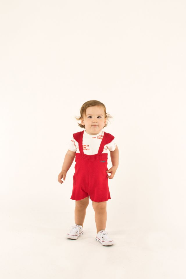 """TINY"" BABY FRILLS SHORT"