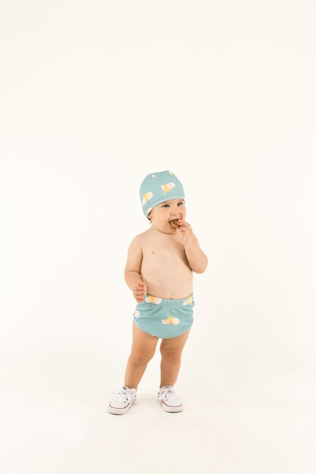 """SLEEPY SUN"" SWIM BLOOMER"