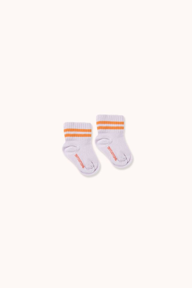 STRIPES QUARTER SOCKS