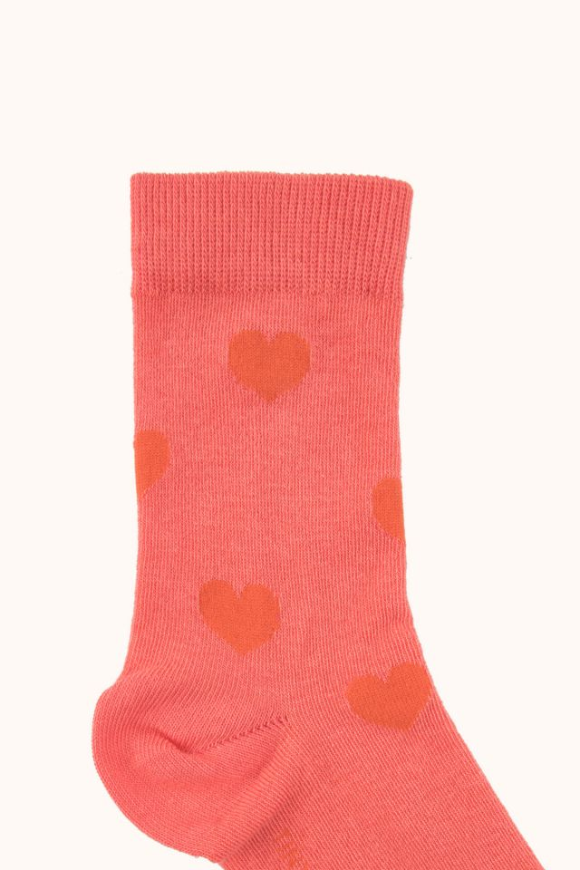 """HEARTS"" MEDIUM SOCKS"