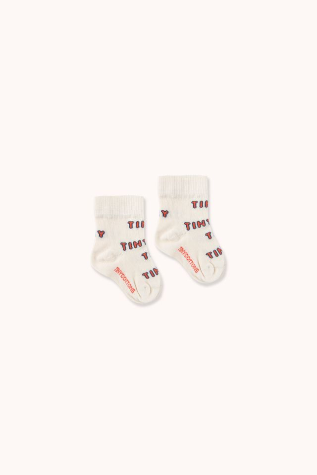 """TINY"" MEDIUM SOCKS"