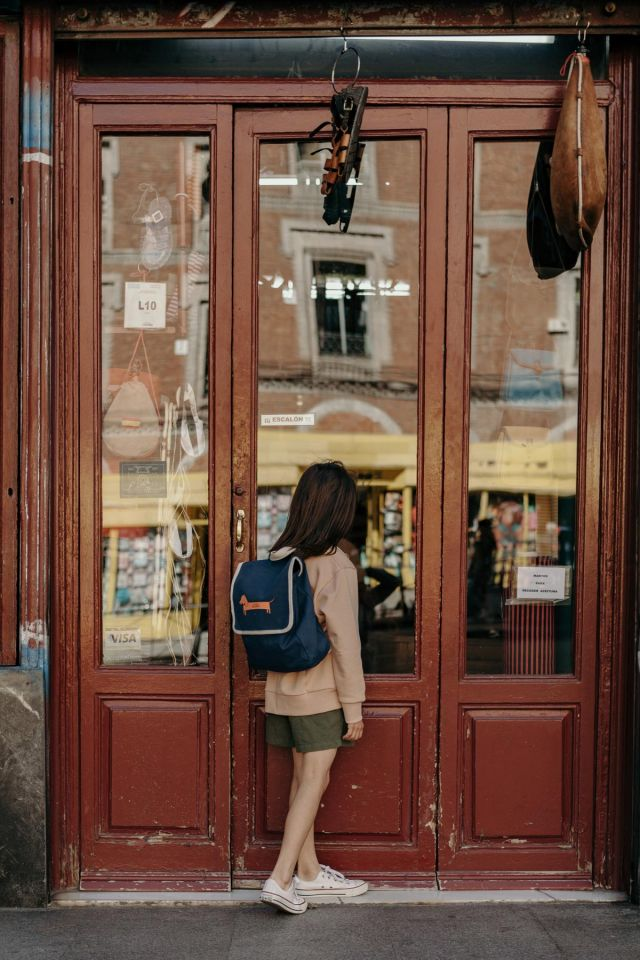 """IL BASSOTTO"" BACKPACK"