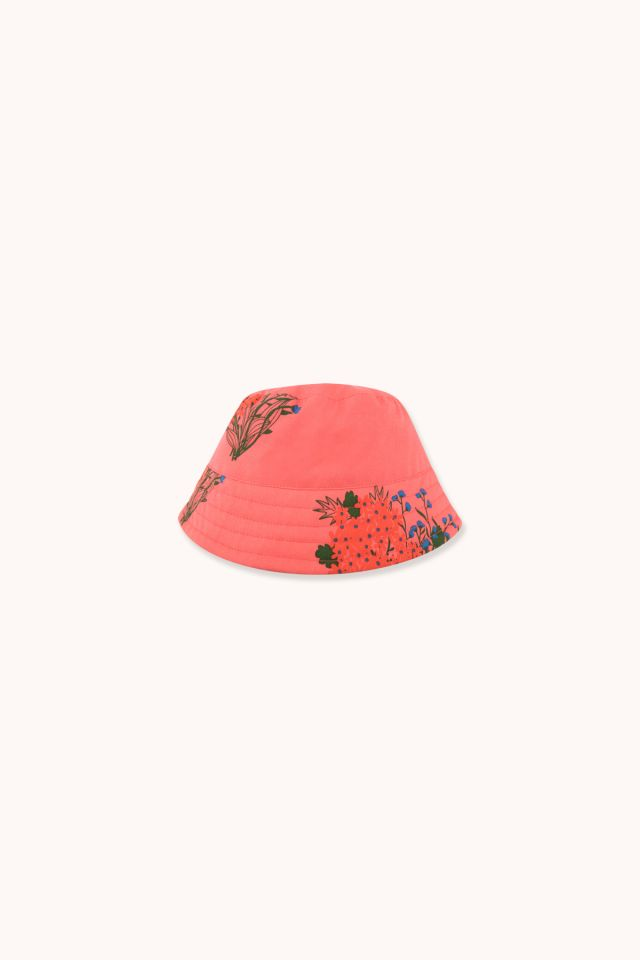 """FLOWERS"" BUCKET HAT"
