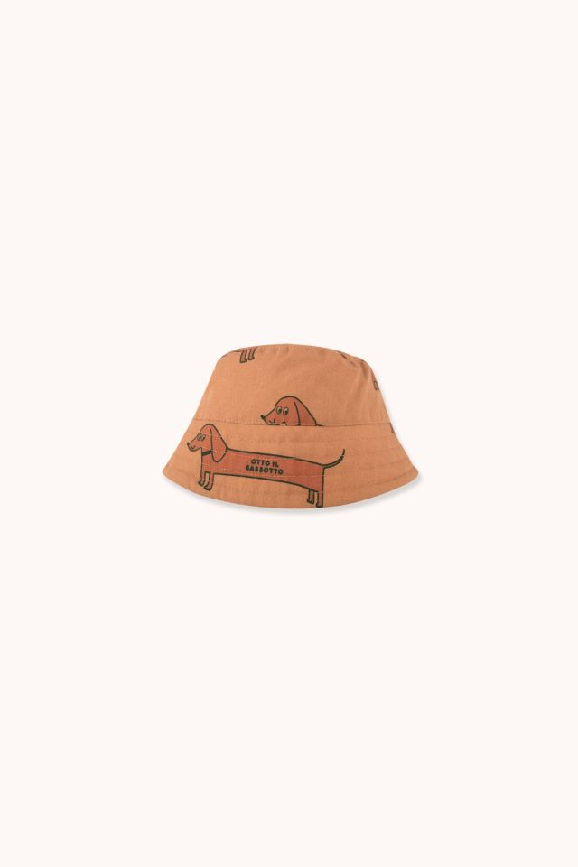 """IL BASSOTTO"" BUCKET HAT"