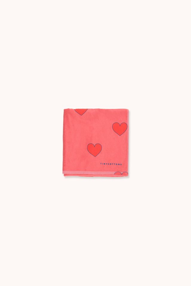 """HEARTS"" TOWEL"