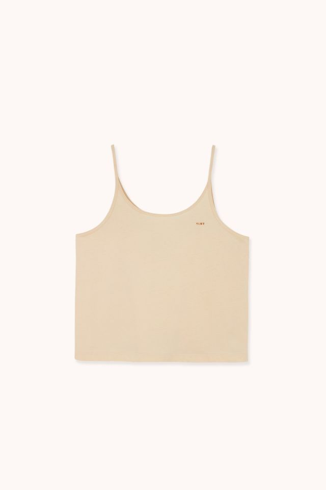 "WOMAN ""TINY"" TANK TOP"