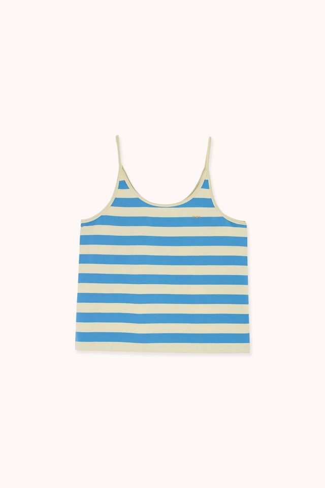 WOMAN STRIPES TANK TOP