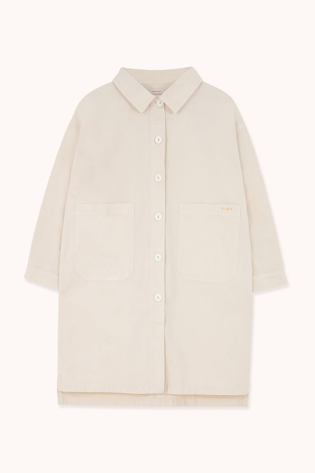 WOMAN OVERSHIRT