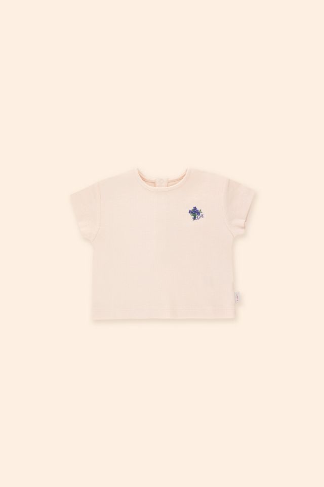 TINY BOUQUET BABY RELAXED TEE