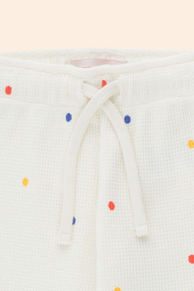 ICE CREAM DOTS BABY SWEATPANT