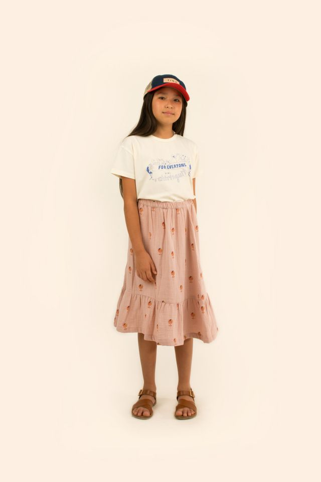 ICE CREAM CUP LONG SKIRT