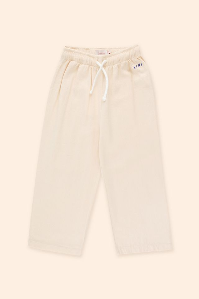SOLID STRAIGHT PANT