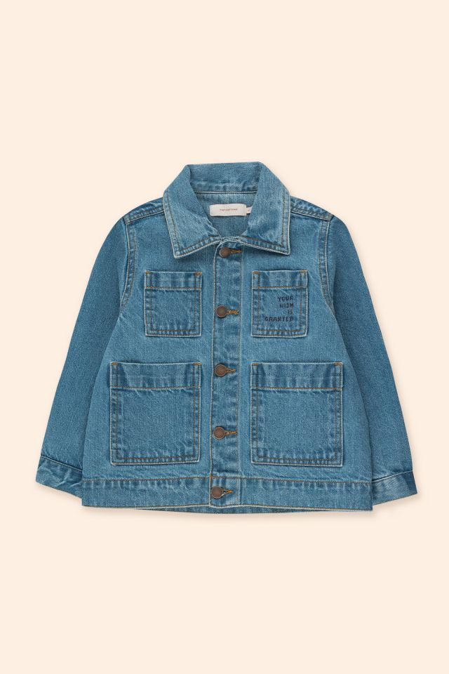 WISHING TABLE DENIM JACKET