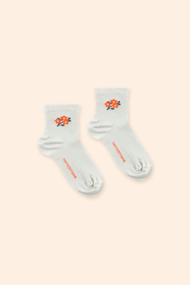 FLOWERS SHORT SOCKS