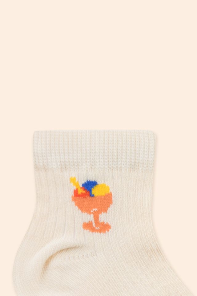 ICE CREAM CUP SHORT SOCKS