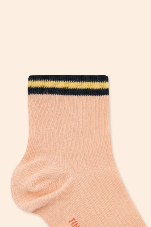 THIN STRIPES QUARTER SOCKS