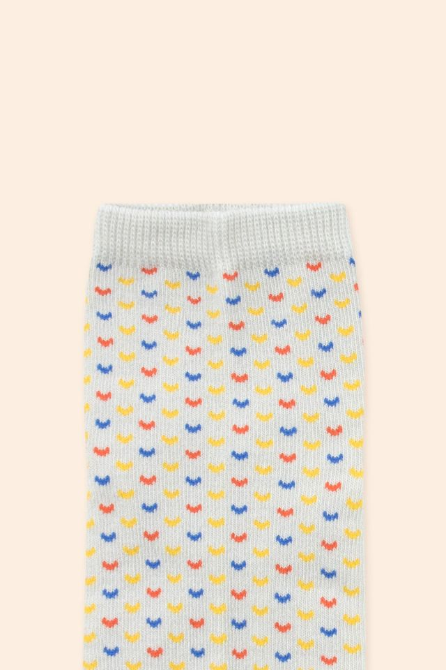 SPECKLES QUARTER SOCKS
