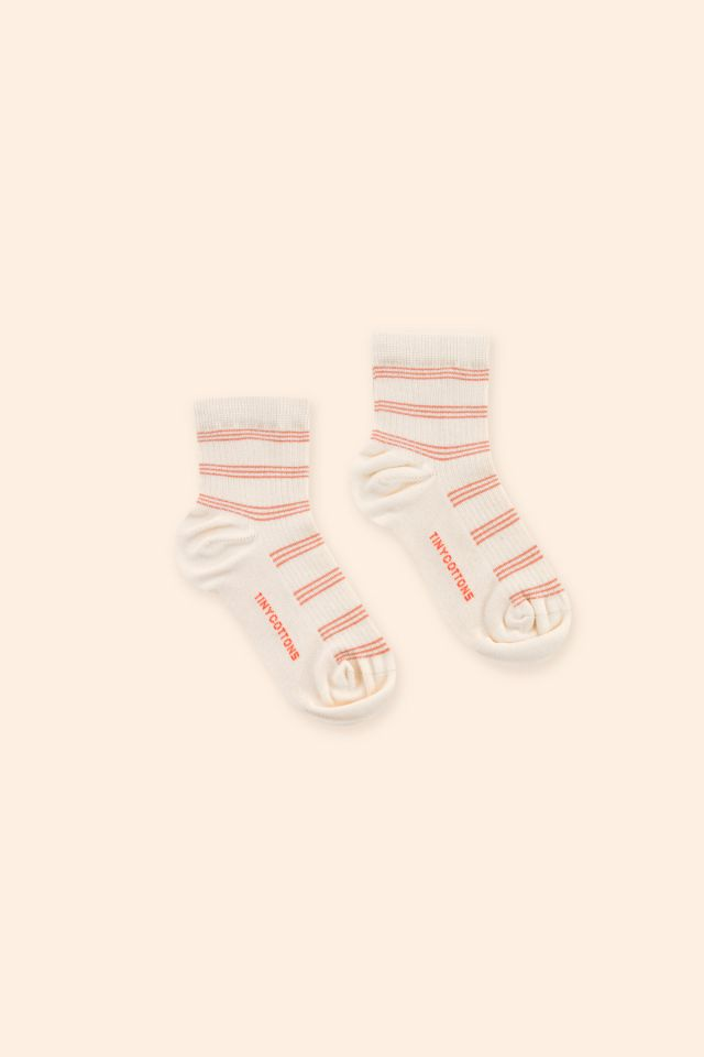 RETRO STRIPES QUARTER SOCKS