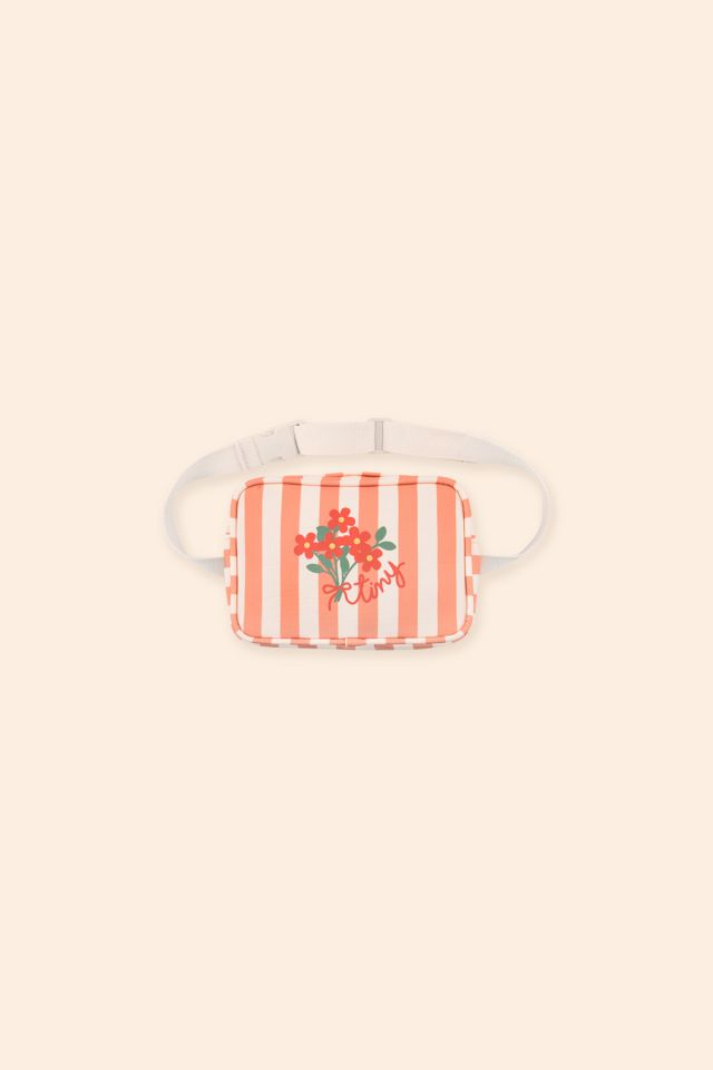 TINY FLOWERS FANNY BAG